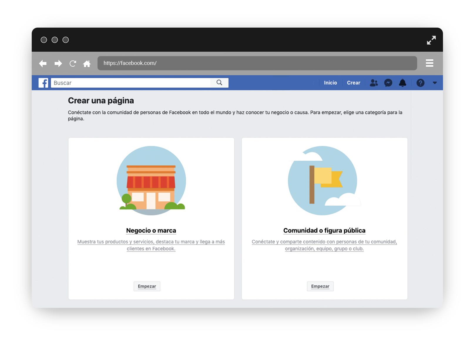 Crear-pagina-de-facebook-debes-elegir-si-es-un-negocio-o-marca-o-comunidad-o-figura-publica