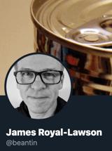 Twitter James