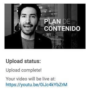 Videos sin enlistar