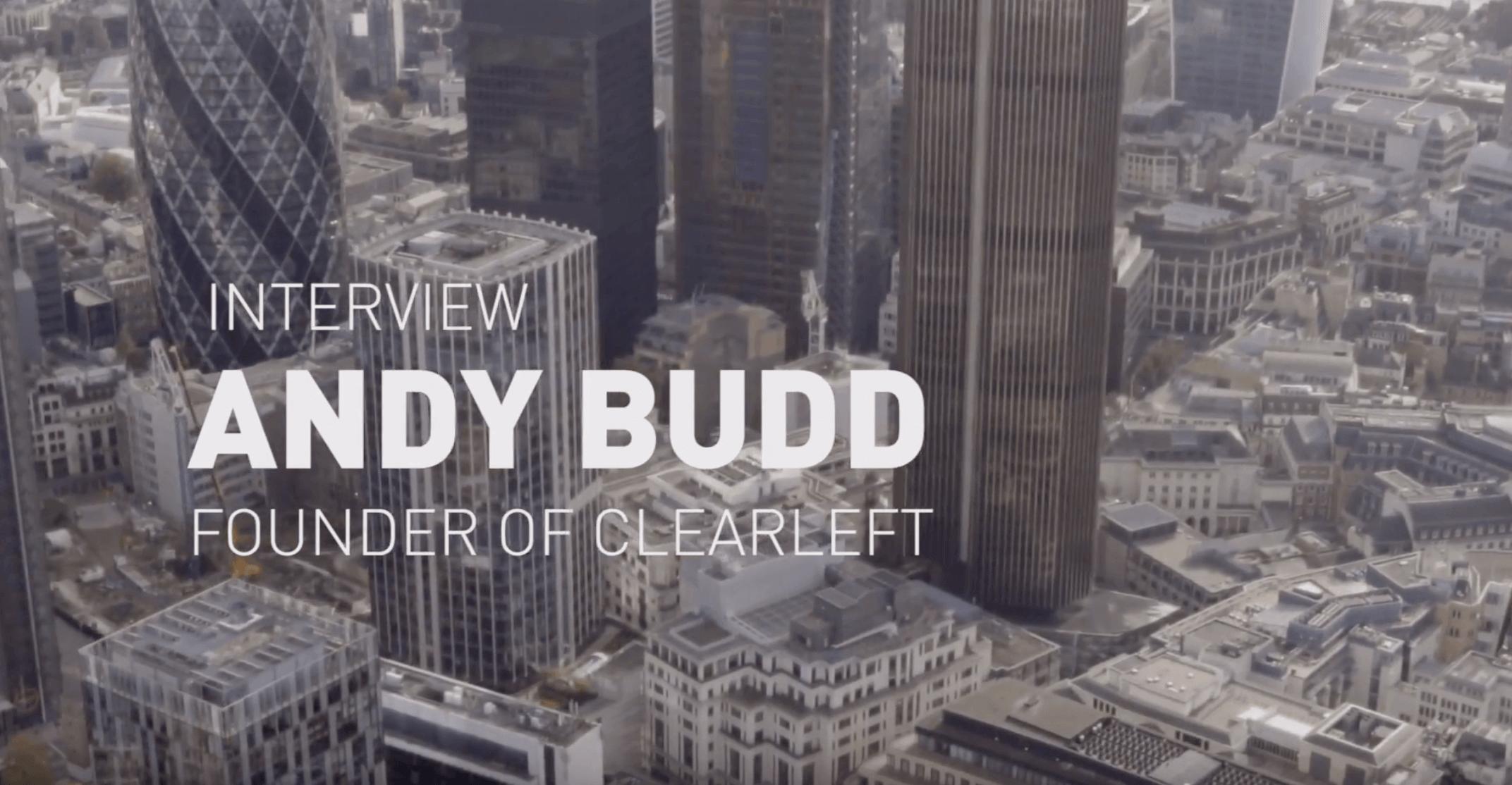 ANDY BUDD